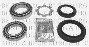 BWK297-BORG-amp-BECK-WHEEL-BEARING-KIT-fits-Ford-Light-Commercial-Rear