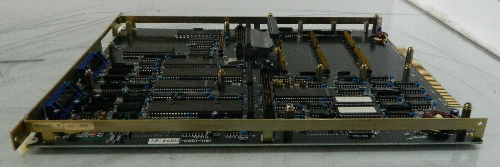 Okuma OPUS 5000-II Main Board, E4809-045-091-C, Used, Warranty