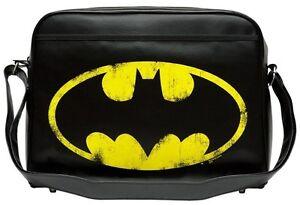 Original Batman Van ComicsComic Shoulder logoverhemd Dc Bag Bag vfYb67yg