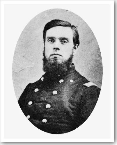Civil War Wilder/'s Brigade Colonel John T Wilder Silver Halide Photo