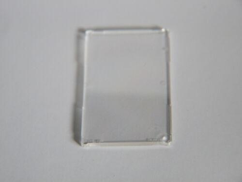 57895 Lego window//glass for window 1x4x6 ref