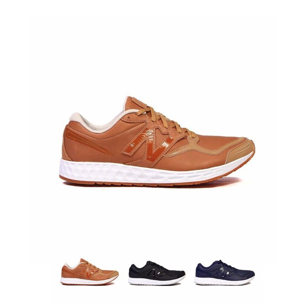 New Balance ML1980 Men's Shoes FRESH FOAM ZANTE LEATHER ML1980AC ML1980AK