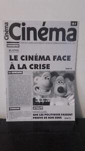 Cinema - N°544 - 16 Au 31 Dicembre 1994 - Uno Cinema Face Alla Crisi