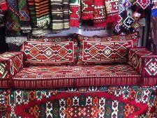 Orientalische Sitzgruppe. 5 Teilig. Neu Sark Kösesi. Yeni! Nur Kissen. Sisha Bar