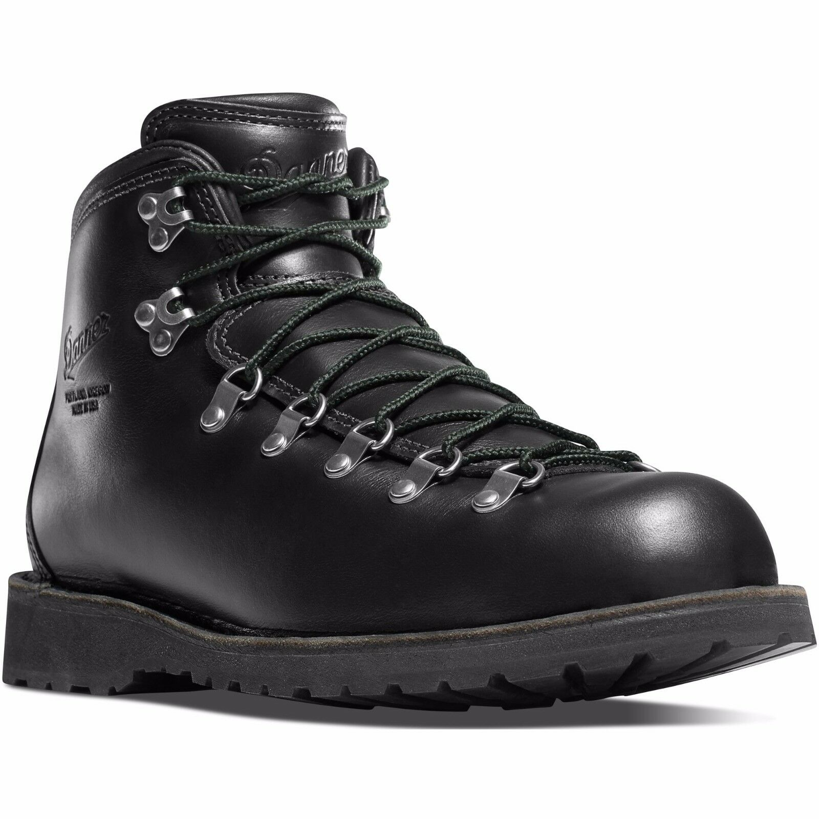 Danner Mountain Pass Gore-Tex Hiking stivali - Dimensione 9.5 Wide - Made in USA