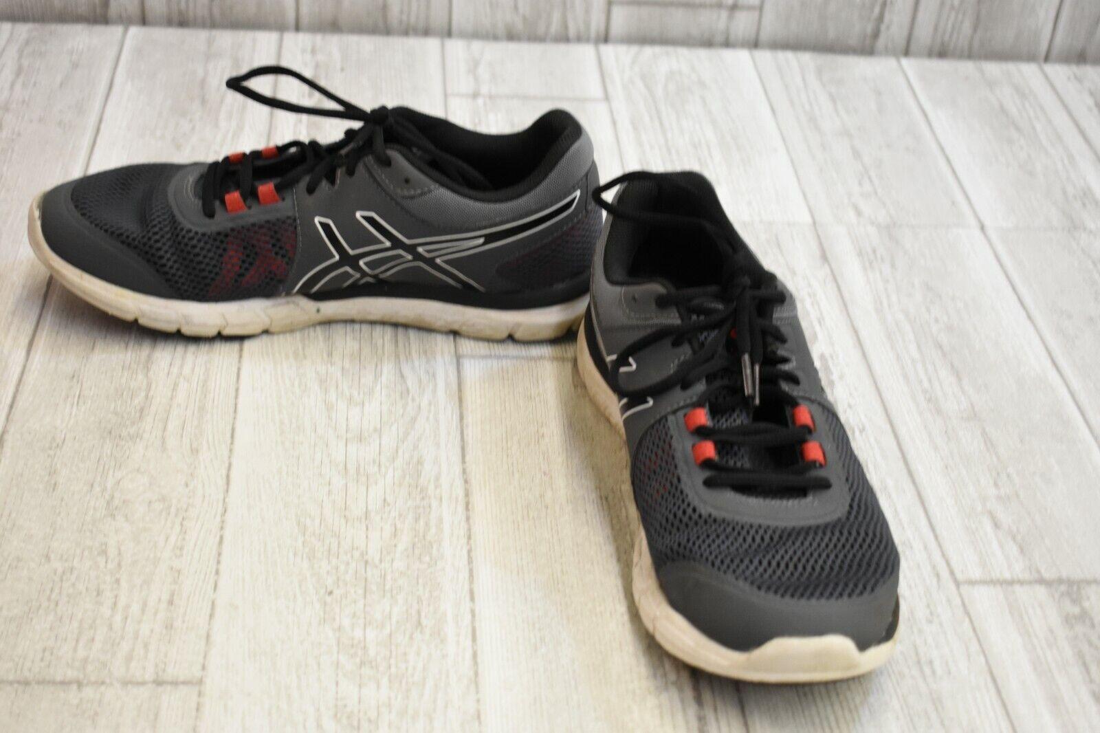 ASICS GEL-Craze TR 4 Cross Training shoes, Men's Size 9, Charcoal Red
