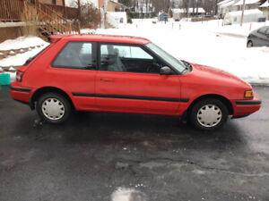 mazda 323 se 1992