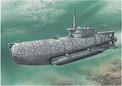 "1/72 Hobby Model Kit early Icm S006 U-boat Type Xxvii ""zeehund"""