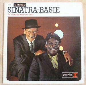 FRANK-SINATRA-COUNT-BASIE-An-Historic-Musical-First-LP-ORIGINAL-1962-REPRISE