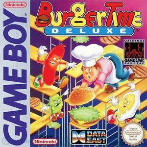 Nintendo-Gameboy-juego-burgertime-Deluxe-modulo