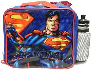 Superman LunchBag Lunch Box, New