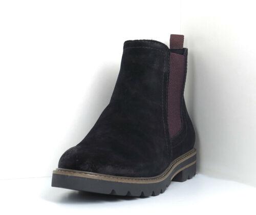 Marco Tozzi Damen Stiefelette black//schwarz 2-25431-23 098