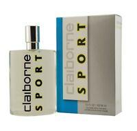Claiborne Sport By Liz Claiborne Men 3.4 Oz 100 Ml Cologne Spray In Box