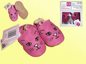 Zapatos de bebé Niño coche Cuero Napa Pantuflas 0-6 meses nuevo