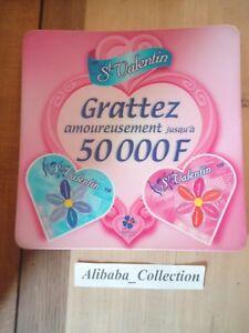 Publicidad-Recuperador-Moneda-Fdj-Francesa-de-Juegos-Ticket-Gatos-San-Valentin
