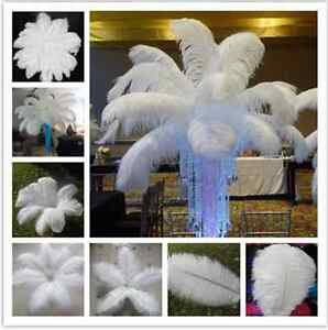 White-Natural-Ostrich-Feathers-12-14-inch-30-35-cm-100-200-pcs-Diy-costume-mask