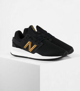 Details about NEW BALANCE WOMEN'S 247 RUNNING SHOES - BLACK B WS247CNS