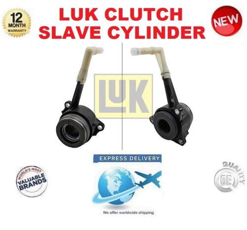 Pour Audi A3 8V1 8VK 2.0 TDI 150 BHP 2012-ON LUK embrayage central Slave Cylinder