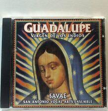 Guadalupe: Virgen de los Indios IAGO/Talking Taco Music, 1998) (cd5607)
