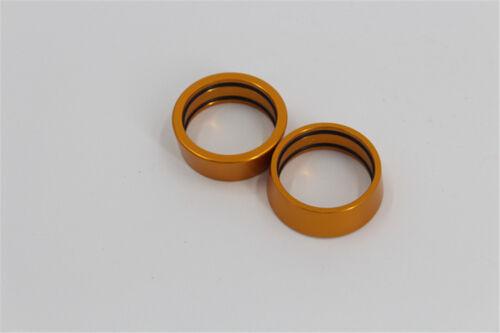 25.4mm handlebar fixed ring BMX lock cross rings head tube for folding bicycle