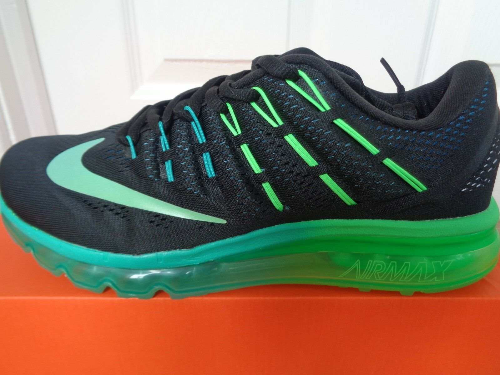 Nike Air max 2016 trainers sneakers shoes 806771 42.5 003 uk 8 eu 42.5 806771 us 9 NEW+BOX 78c89e