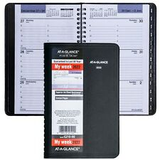 2022 At A Glance Dayminder G210 00 Weekly Appointment Book With Tele Address