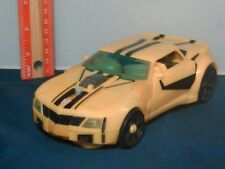2012 Transformers Prime Series Weaponizers Bumblebee Action Figure Yellow Car !!