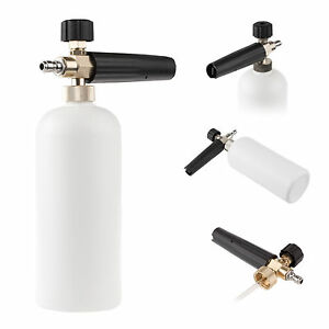 new snow foam lance pressure washer for car wash karcher nilfisk bosch lavor kew ebay. Black Bedroom Furniture Sets. Home Design Ideas