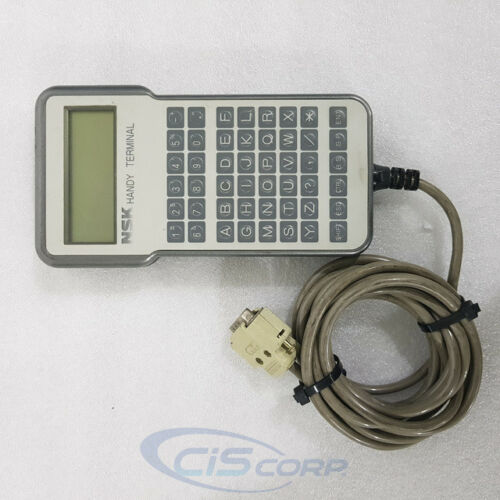 NSK HANDY TERMINAL FHT11 Hand the dashboard