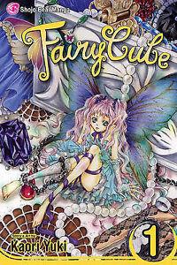 Fairy-Cube-Volume-1-by-Kaori-Yuki-Paperback-softback-FREE-Shipping-Save-s