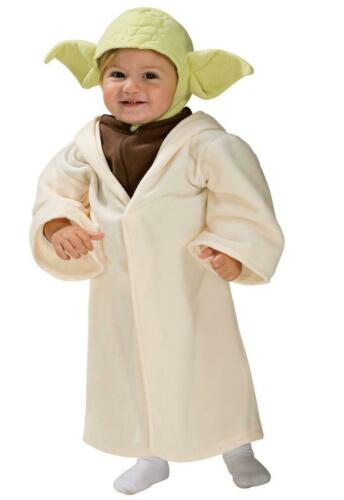 Rubies Childs Star Wars Yoda Costume Toddler or Infant