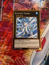 Gold Rare PGL3-EN069 Bahamut Shark NM 1st Ed