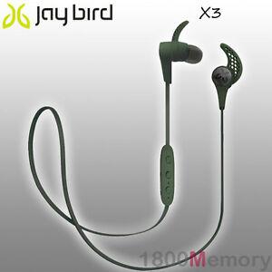 157d0aef78b Image is loading GENUINE-Jaybird-X3-Sport-Bluetooth-Wireless-Buds-Headset-