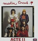 Acte II by Martin Circus (CD, Mar-2012, Culture Factory)