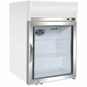 NEW-Maxx-Cold-MXM1-4R-Reach-In-Cooler-Countertop-Refrigerator-Merchandiser