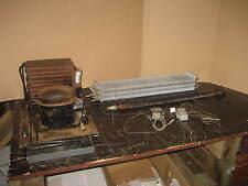 Komplette Kühlung mit Kompressor , Verdampfer u. Abtauheizung f Kühlzelle usw 98