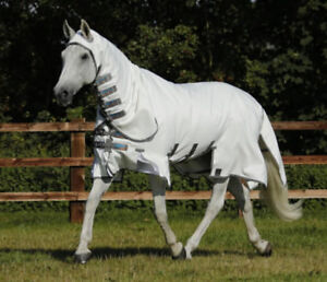 Image Is Loading Premier Equine Sweet Itch Buster Fly Rug With