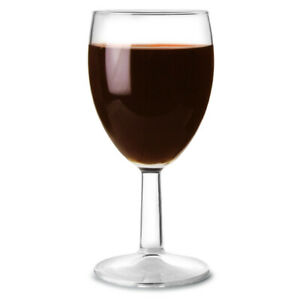 Pasabahce Saxon Toughened Wine Glasses
