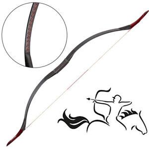 Mongol Style Cheval Bow Tir à L'Arc Récurve Bow 25-55 LB. OUTDOOR hunting cible