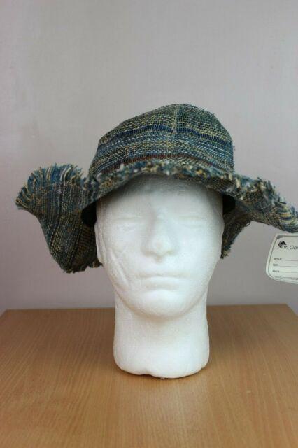 Vegan Hemp Sun Hat