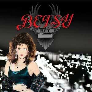 BETSY-Betsy-2-bonus-tracks-CD-13-tracks-FACTORY-SEALED-NEW-2015-Divebomb-USA
