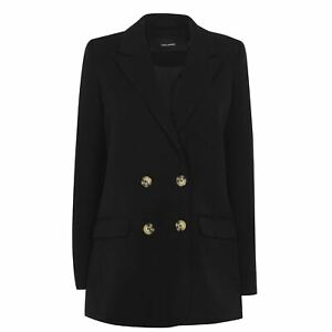Vero Moda Womens Jacket Blazer Coat Top Long Sleeve Lightweight Warm