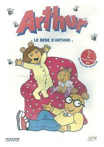 DVD-ARTHUR-LE-BEBE-D-039-ARTHUR
