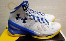 Under Armour Curry 2 Dub Nation With Scripts Sc30 1259007-035 Size 11 Warriors