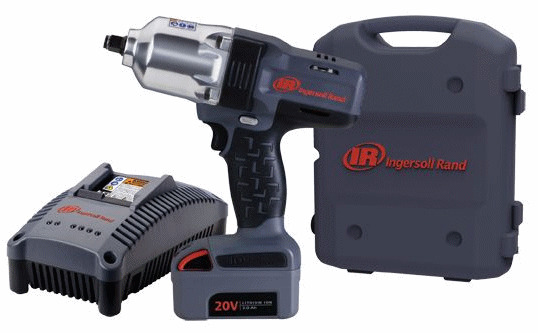"""Ingersoll Rand  20V 1/2"""" IQV20 Impact Wrench Charger One Battery Kit IR W7150K-1"""