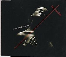 Kim Sanders (More) food for thought (2001) [Maxi-CD]
