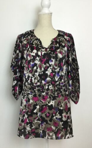 Top Tunic Blouse By Size Xs Nicole Miller x0q6Fyp