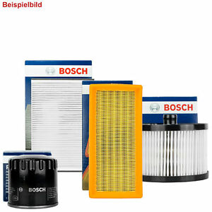 BOSCH FILTER SET KOMPLETT RENAULT GRAND SCENIC II 1.5