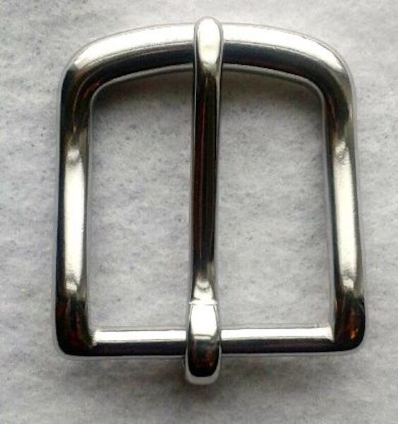 "1-1/2"" Stainless Steel Belt Buckle"
