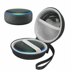 EVA-Tragetasche-Schutz-Huelle-Carry-Case-Bag-Fuer-Amazon-Echo-Dot-3rd-Gen-Speaker
